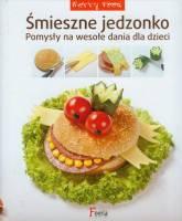 Książka śmieszne jedzonko